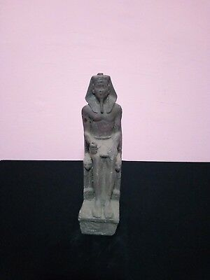 RARE ANTIQUE ANCIENT EGYPTIAN Statue Nesi Khafre 2520-2494 BC