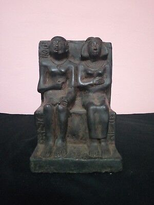 RARE ANTIQUE ANCIENT EGYPTIAN Statue Pharaoh God Ptah  945–600 Bc
