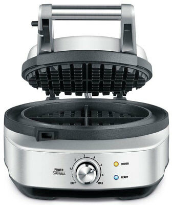 Breville the No-Mess Waffle™ - BWM520BSS