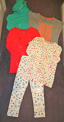 Girls Summer Clothing Bundle – X5 Items (Age 10-12)
