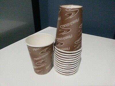 2000 x 8.25 oz Paper Vending Coffee Cups $168.00 SAVE at www.mRshop.com.au