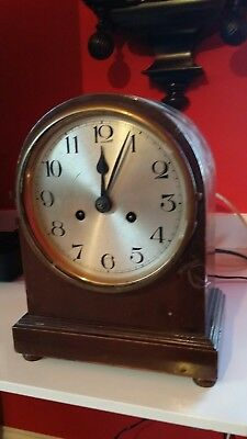 English Bracket clock need restoration