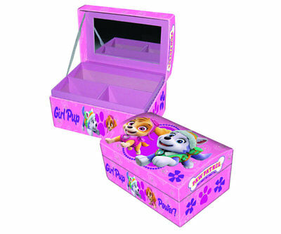 Box For Child Jewelry Trolls