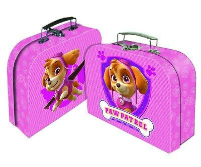 Briefcase Child Disney Paw Patrol Pat Patrouille Pink