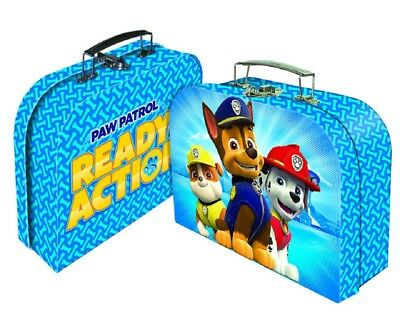 Briefcase Child Disney Paw Patrol Pat Patrouille Blue