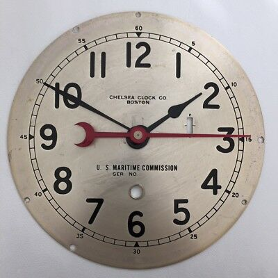 Chelsea Clock Co. - Complete Set of Model 12E HANDS for the 6 Inch Dial