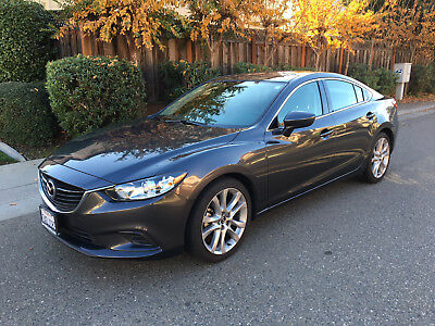 2014 Mazda Mazda6  2014 Mazda6 iTouring, one owner, 19k miles, excellent condition