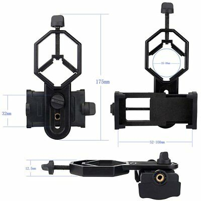 NEW Universal Mobile Phone Holder Spotting Scope Adapter Mount Rifle Scope Cell