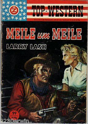 TOP WESTERN EXPRESS 99 / Larry Lash / (1962-1975 Indra-Verlag)