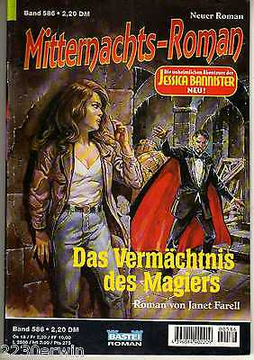 MITTERNACHTS-ROMAN Nr. 586 / JESSICA BANNISTER - Sory