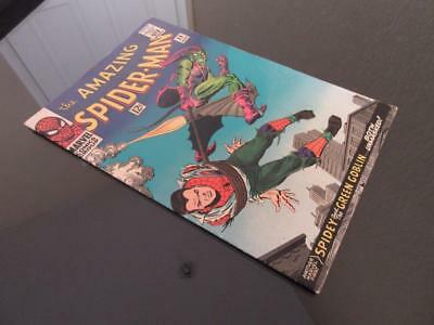 Amazing Spider-Man #39 Marvel 1966 - Green Goblin's ID revealed as Norman Osborn