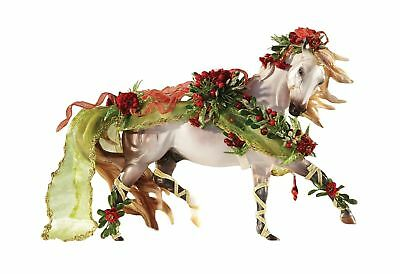 Breyer Bayberry and Roses Holiday Horse 2014 #18 #700117 Esprit Mold Christmas