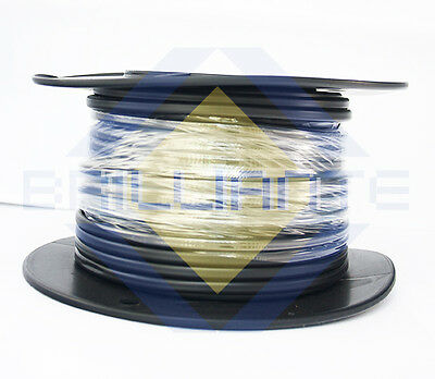 Twin Core 4Mm 30M Wire Cable  22A Trailer Automotive Tycab 12/24V Twin Sheath