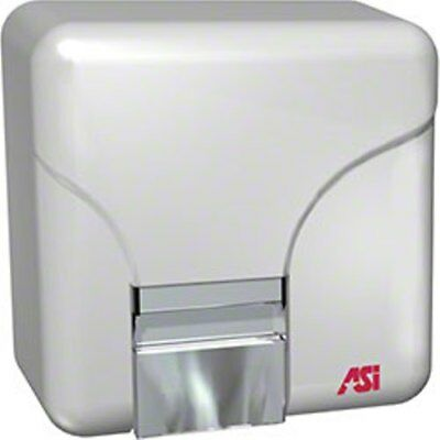 ADA Compiant--ASI 014440 Porcelair Hand Dryer - Grey