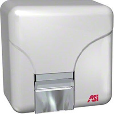 ADA Compiant Version -- ASI 014440 Porcelair ASI Hand Dryer - Grey