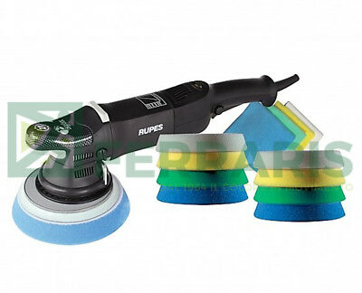 Random orbital polisher Rupes Bigfoot LHR21 MARK II STF 220/240V warranty 1 year