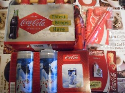 Coca Cola Set -- 9teilig