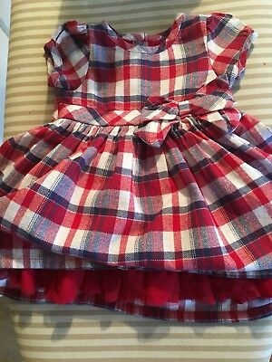 Baby Girls 0-3 Months Party Dress