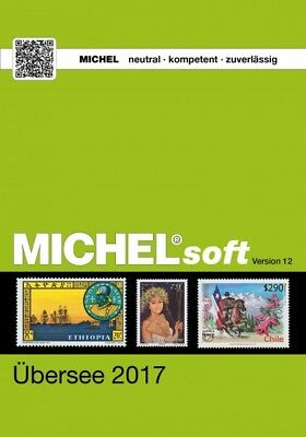 MICHELsoft Briefmarken Übersee 2017 – Version 12