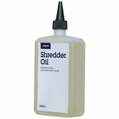 J.Burrows Shredder Oil 350mL