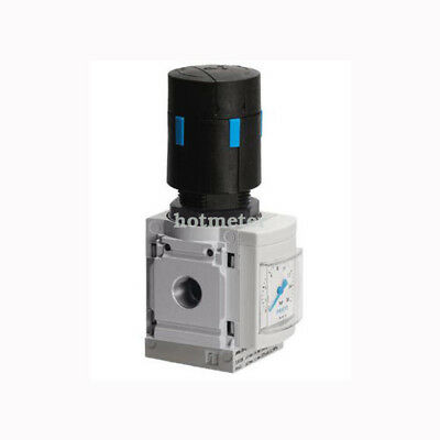 FESTO MS4-LRB-1/4-D7-AS Pressure Regulator 529485 Size 4