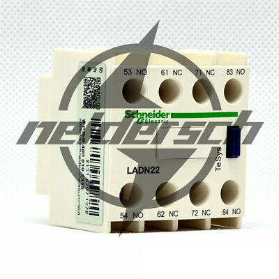 1PCS LADN22C NEW Schneider Auxiliary Contact Block New in box