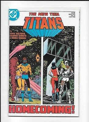 Teen Titans #18 High Grade (9.4) Dc 1986