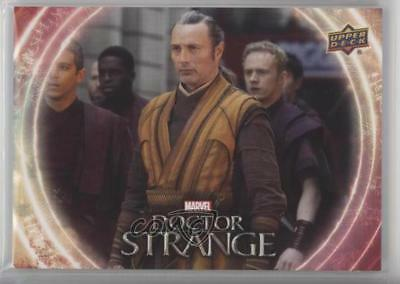 2016 Upper Deck Doctor Strange Retail #2 To London Non-Sports Card 3l2