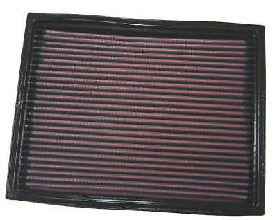 K&N 33-2737 Air Filter For Land Rover Discovery V8-3.9L