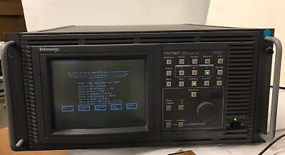 Tektronix VM700T Video Measurement set