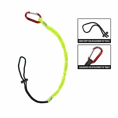 Lime Tool Lanyard with 22 LB Capacity loop & Single Caraber(Qty:1) -SPTOOL01
