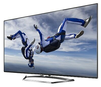 sony bravia kdl 46hx855 46 zoll 3d tv display polier. Black Bedroom Furniture Sets. Home Design Ideas