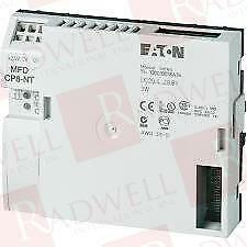 Eaton Corporation Mfd-Cp8-Nt / Mfdcp8Nt (Used Tested Cleaned)