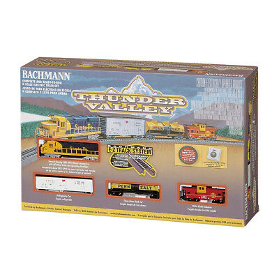 Bachmann Trains Thunder Valley Ready-To-Run N Scale Freight Train Set | 24013-BT