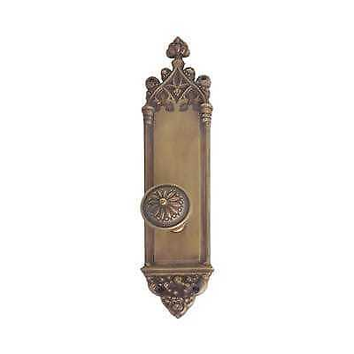 Brass Accents Brass Accents Renaissance Door Hardware D04-K560D-LRL-486 Aged