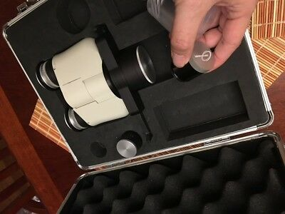 Denkmeier II binoviewer with dual-arm power switch-Excellent
