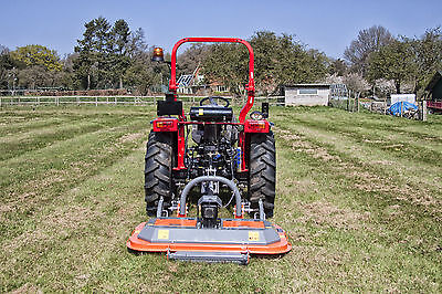 MFM150H - MATENG Finishing Mower Hyd Side Shift 1 5m Wide - For Compact  Tractors