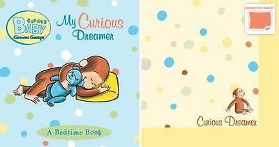 Curious Baby Curious George: My Curious Dreamer Set by H. A. Rey (2010, Board