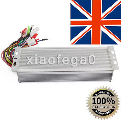 48V 1500W Electric Bicycle E-bike Scooter Brushless DC Motor Speed Controller UK