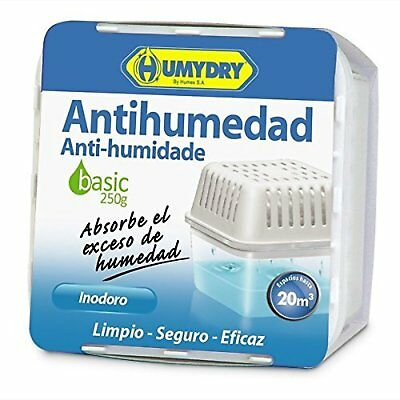 HUMYDRY - Basic Absorbeur d'humidité 250 g