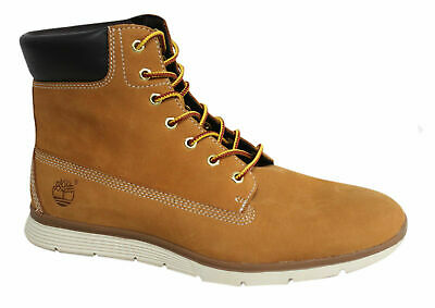 Timberland Killington Lace Up Women Wheat Nubuck Leather Boots A17M9 D64