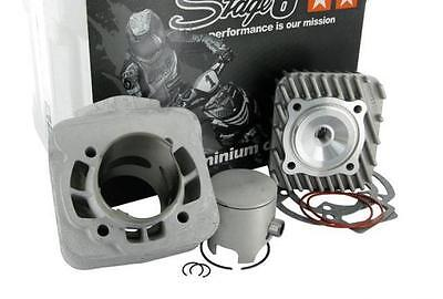 S6-7414003 Cylinder Kit Stage6 Sport Pro 70Cc D.47,6 Piaggio Nrg Extreme 50 2T S