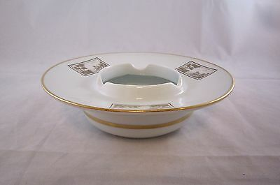 Vintage Mid Century Italian Ashtray, Porcelain, Made by Galleria - Italy - NICE!