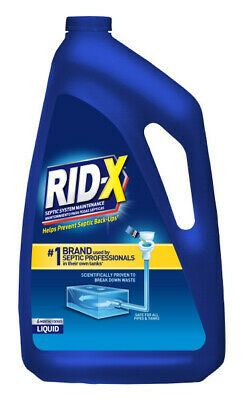 RID-X Septic Treatment, 6 Month Supply Of Liquid 48 oz