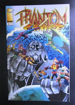 Phantom Force # 2 - Image - COMICS # 3C85
