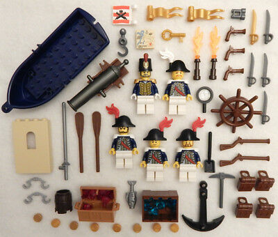 NEW LEGO ARMADA MINIFIG LOT figures imperial soldiers minifigure set pirate