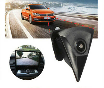 CCD Car Front View Camera Lens Logo Embedded For VW 170° Night Vision Waterproof