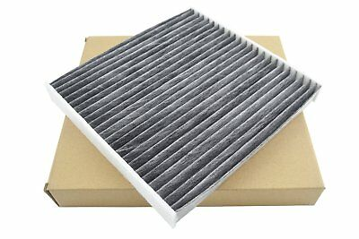 Carbon Fiber Cabin Air Filter for 09-16 Toyota Venza 07-18 Camry 11-18 Sienna