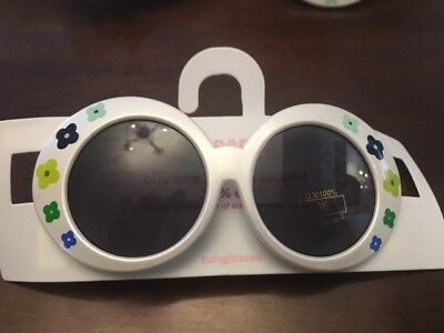 Gymboree sunglasses 0 3 6 12 18 24 2T 3T 4T 5T 6 NWT New Tennis Match Coral Reef