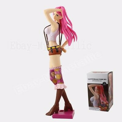 "One Piece Glitter&Glamours Jewelry Bonney 25cm / 10"" PVC Figure New In Box"